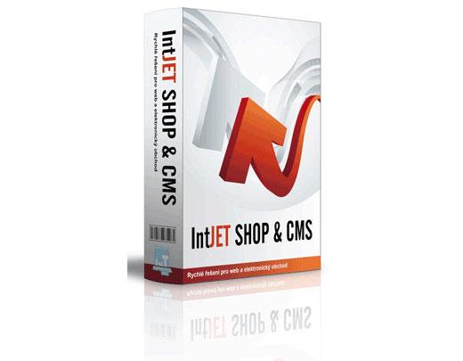 Elektronický obchod INTjet
